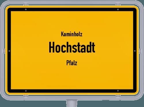 Kaminholz & Brennholz-Angebote in Hochstadt (Pfalz), Großes Bild