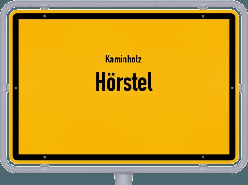 Kaminholz & Brennholz-Angebote in Hörstel, Großes Bild