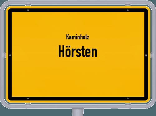 Kaminholz & Brennholz-Angebote in Hörsten, Großes Bild