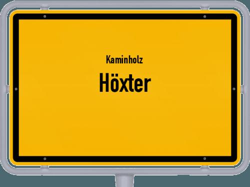 Kaminholz & Brennholz-Angebote in Höxter, Großes Bild