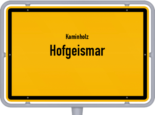 Kaminholz & Brennholz-Angebote in Hofgeismar, Großes Bild