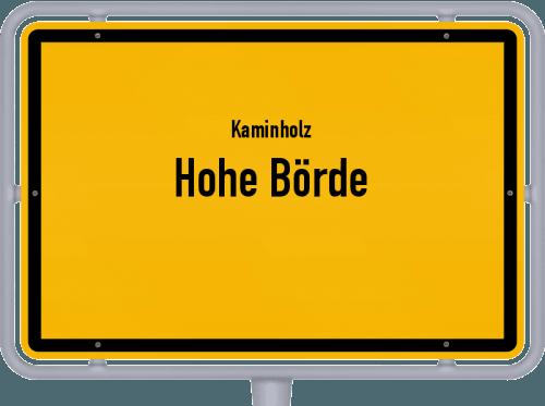 Kaminholz & Brennholz-Angebote in Hohe Börde, Großes Bild