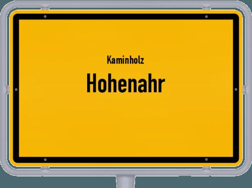 Kaminholz & Brennholz-Angebote in Hohenahr, Großes Bild