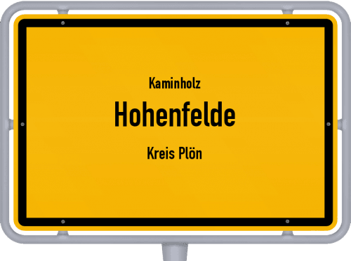 Kaminholz & Brennholz-Angebote in Hohenfelde (Kreis Plön), Großes Bild