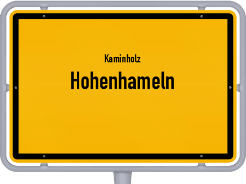 Kaminholz & Brennholz-Angebote in Hohenhameln, Großes Bild