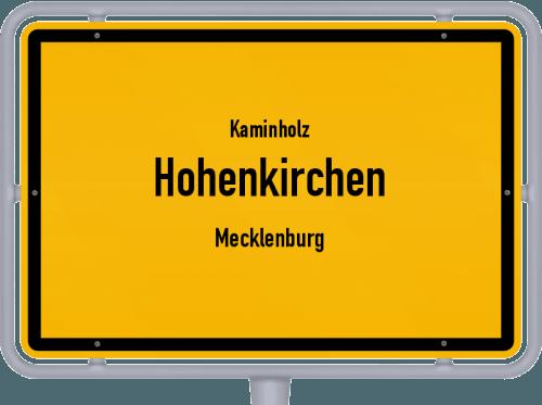 Kaminholz & Brennholz-Angebote in Hohenkirchen (Mecklenburg), Großes Bild