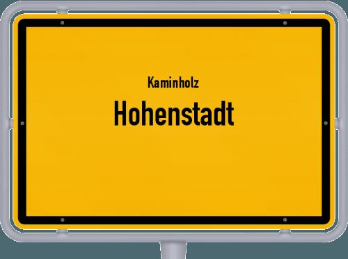 Kaminholz & Brennholz-Angebote in Hohenstadt, Großes Bild