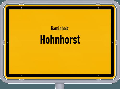 Kaminholz & Brennholz-Angebote in Hohnhorst, Großes Bild