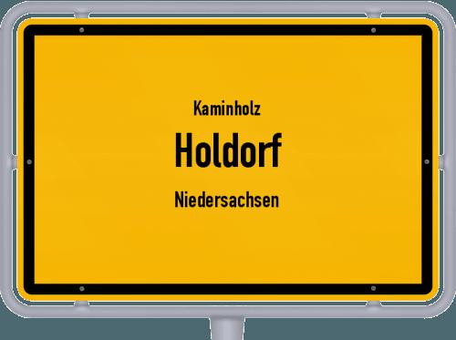 Kaminholz & Brennholz-Angebote in Holdorf (Niedersachsen), Großes Bild