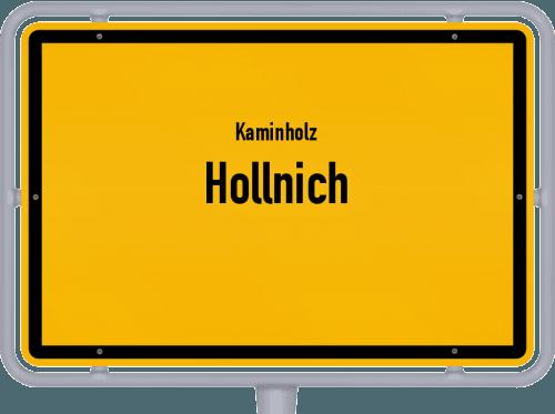 Kaminholz & Brennholz-Angebote in Hollnich, Großes Bild