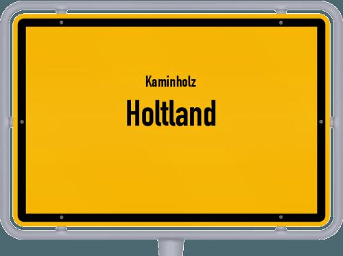 Kaminholz & Brennholz-Angebote in Holtland, Großes Bild