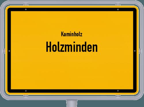 Kaminholz & Brennholz-Angebote in Holzminden, Großes Bild
