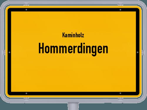 Kaminholz & Brennholz-Angebote in Hommerdingen, Großes Bild