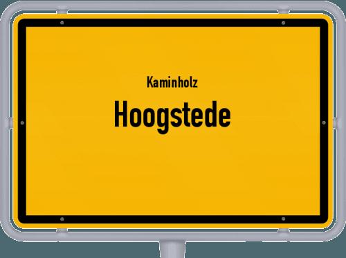 Kaminholz & Brennholz-Angebote in Hoogstede, Großes Bild