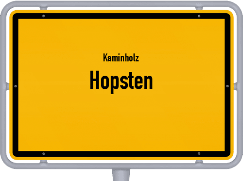 Kaminholz & Brennholz-Angebote in Hopsten, Großes Bild
