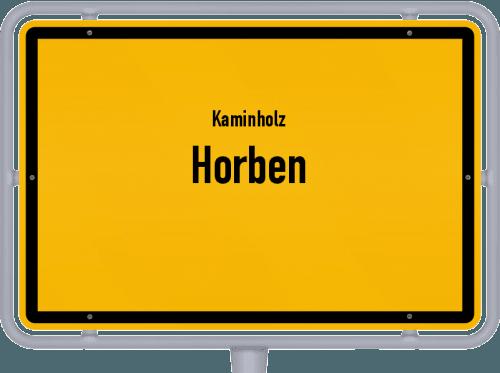 Kaminholz & Brennholz-Angebote in Horben, Großes Bild