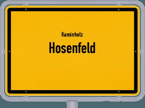 Kaminholz & Brennholz-Angebote in Hosenfeld, Großes Bild