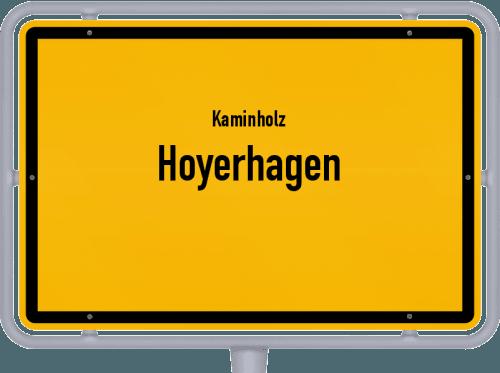 Kaminholz & Brennholz-Angebote in Hoyerhagen, Großes Bild