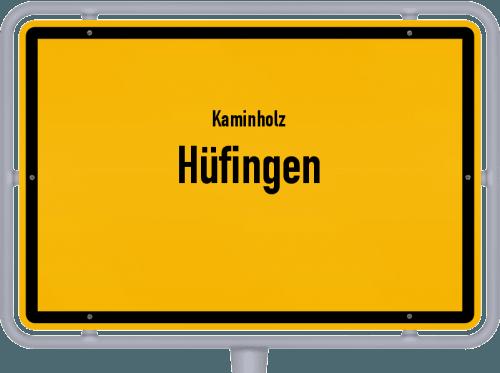 Kaminholz & Brennholz-Angebote in Hüfingen, Großes Bild