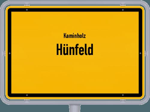 Kaminholz & Brennholz-Angebote in Hünfeld, Großes Bild