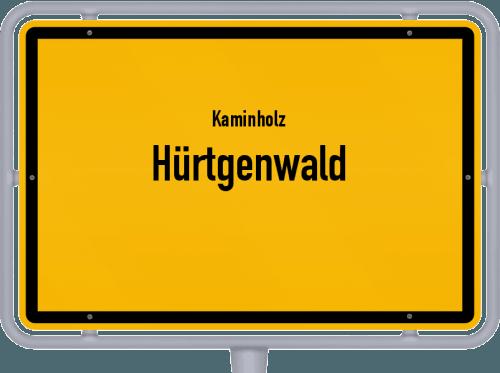 Kaminholz & Brennholz-Angebote in Hürtgenwald, Großes Bild
