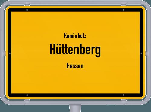 Kaminholz & Brennholz-Angebote in Hüttenberg (Hessen), Großes Bild