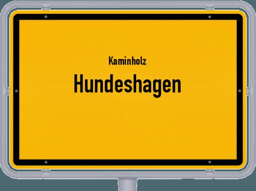 Kaminholz & Brennholz-Angebote in Hundeshagen, Großes Bild