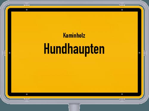 Kaminholz & Brennholz-Angebote in Hundhaupten, Großes Bild