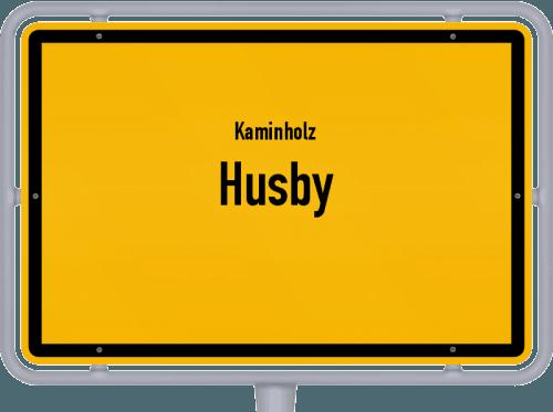 Kaminholz & Brennholz-Angebote in Husby, Großes Bild