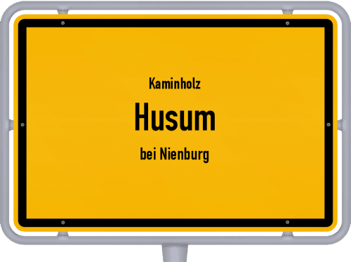 Kaminholz & Brennholz-Angebote in Husum (bei Nienburg), Großes Bild