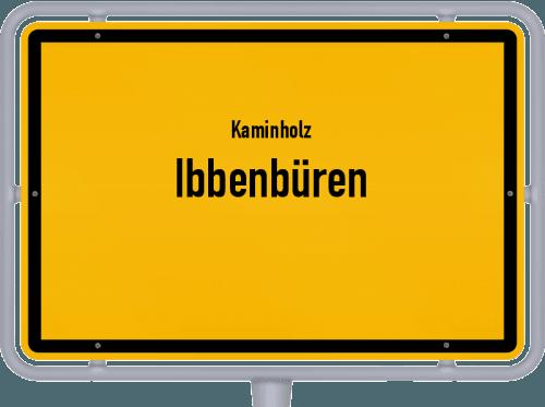 Kaminholz & Brennholz-Angebote in Ibbenbüren, Großes Bild