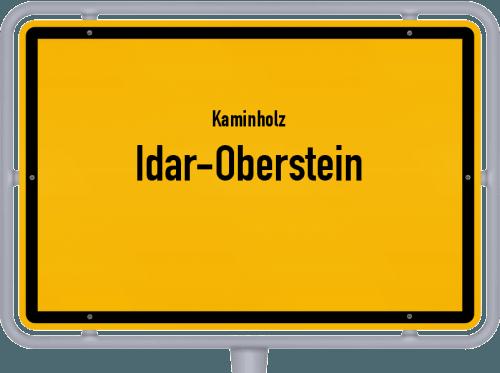 Kaminholz & Brennholz-Angebote in Idar-Oberstein, Großes Bild