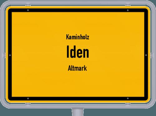 Kaminholz & Brennholz-Angebote in Iden (Altmark), Großes Bild