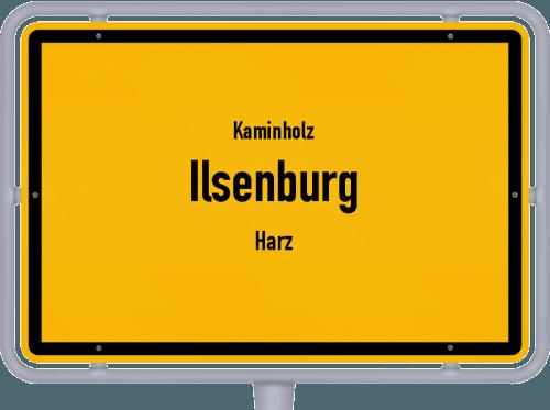 Kaminholz & Brennholz-Angebote in Ilsenburg (Harz), Großes Bild