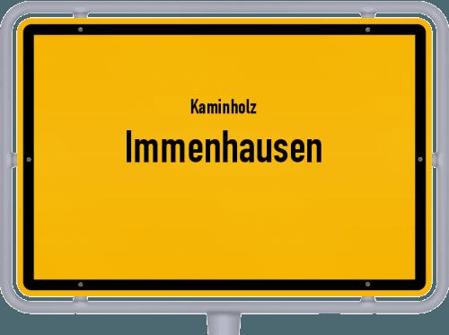 Kaminholz & Brennholz-Angebote in Immenhausen, Großes Bild