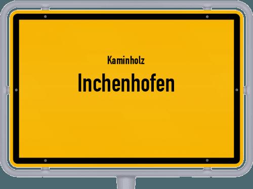 Kaminholz & Brennholz-Angebote in Inchenhofen, Großes Bild