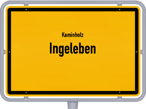 Kaminholz & Brennholz-Angebote in Ingeleben, Großes Bild