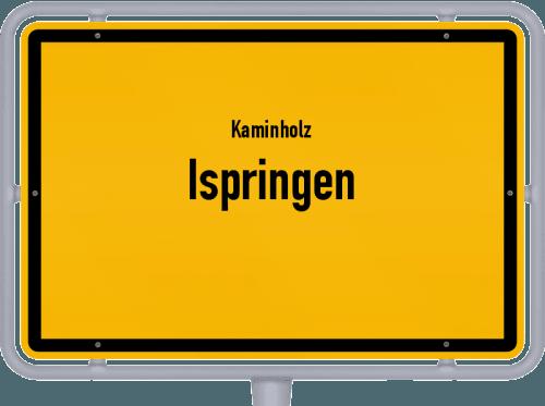 Kaminholz & Brennholz-Angebote in Ispringen, Großes Bild