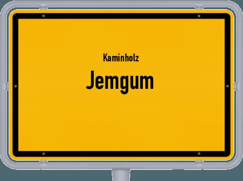 Kaminholz & Brennholz-Angebote in Jemgum, Großes Bild