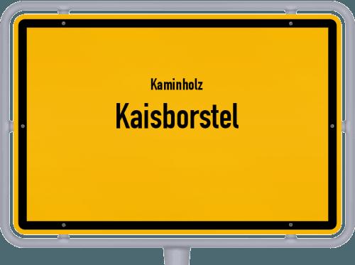 Kaminholz & Brennholz-Angebote in Kaisborstel, Großes Bild