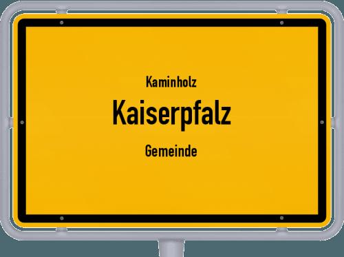 Kaminholz & Brennholz-Angebote in Kaiserpfalz (Gemeinde), Großes Bild