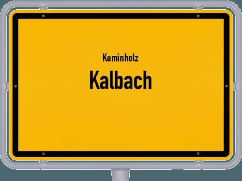 Kaminholz & Brennholz-Angebote in Kalbach, Großes Bild
