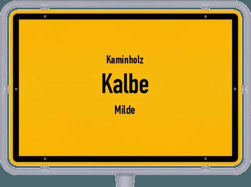 Kaminholz & Brennholz-Angebote in Kalbe (Milde), Großes Bild