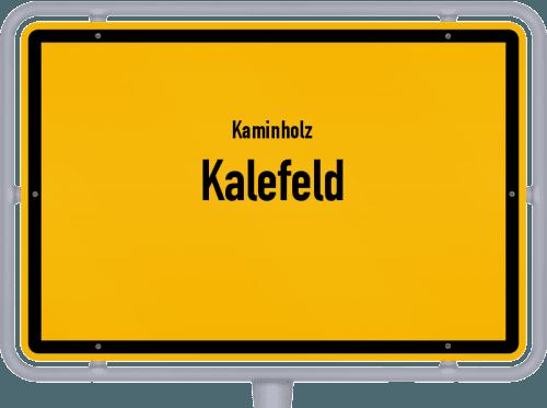 Kaminholz & Brennholz-Angebote in Kalefeld, Großes Bild