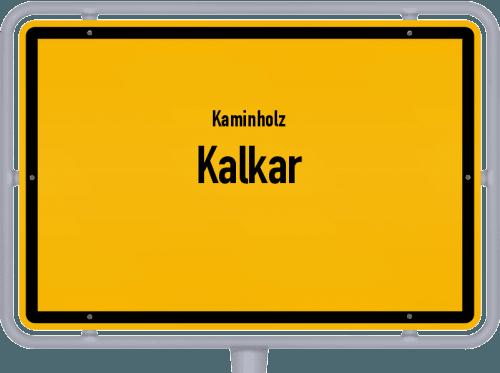 Kaminholz & Brennholz-Angebote in Kalkar, Großes Bild