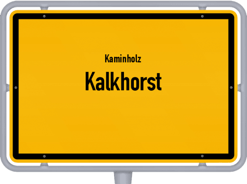Kaminholz & Brennholz-Angebote in Kalkhorst, Großes Bild
