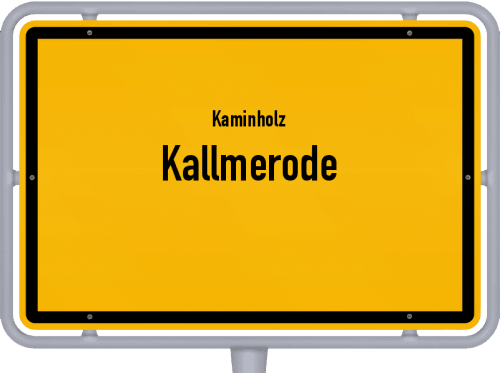 Kaminholz & Brennholz-Angebote in Kallmerode, Großes Bild
