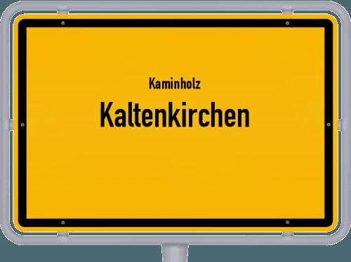 Kaminholz & Brennholz-Angebote in Kaltenkirchen, Großes Bild