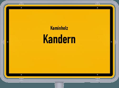 Kaminholz & Brennholz-Angebote in Kandern, Großes Bild