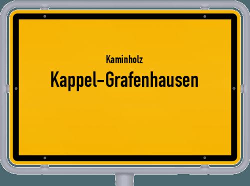 Kaminholz & Brennholz-Angebote in Kappel-Grafenhausen, Großes Bild